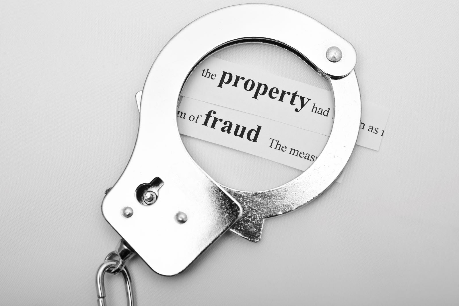 Protect your property from Fraud -NOW