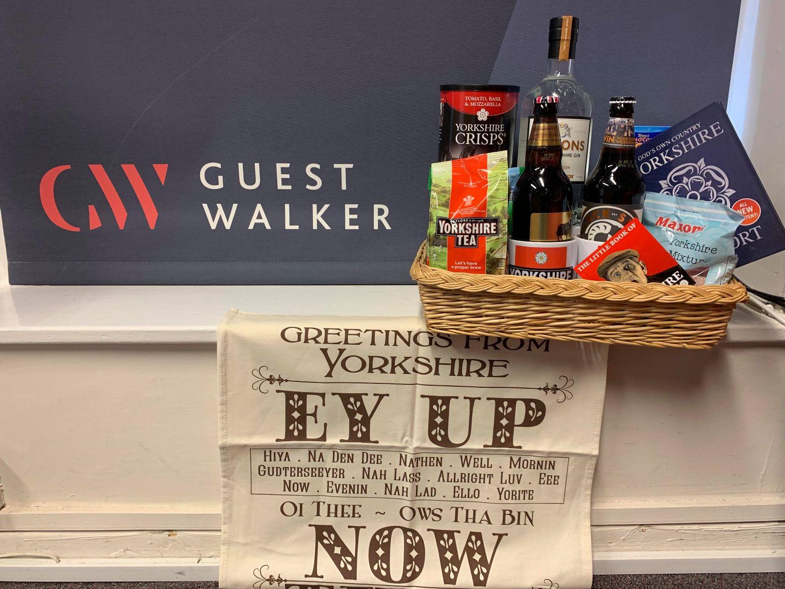 Yorkshire Hamper Giveaway!