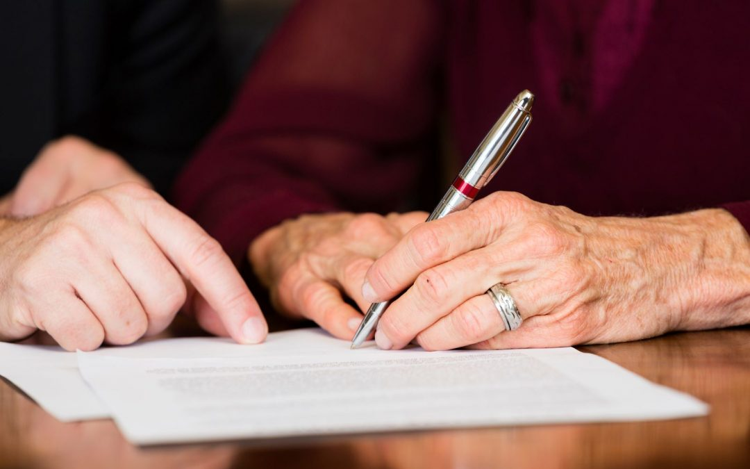 Completing Lasting Powers of Attorney during COVID-19