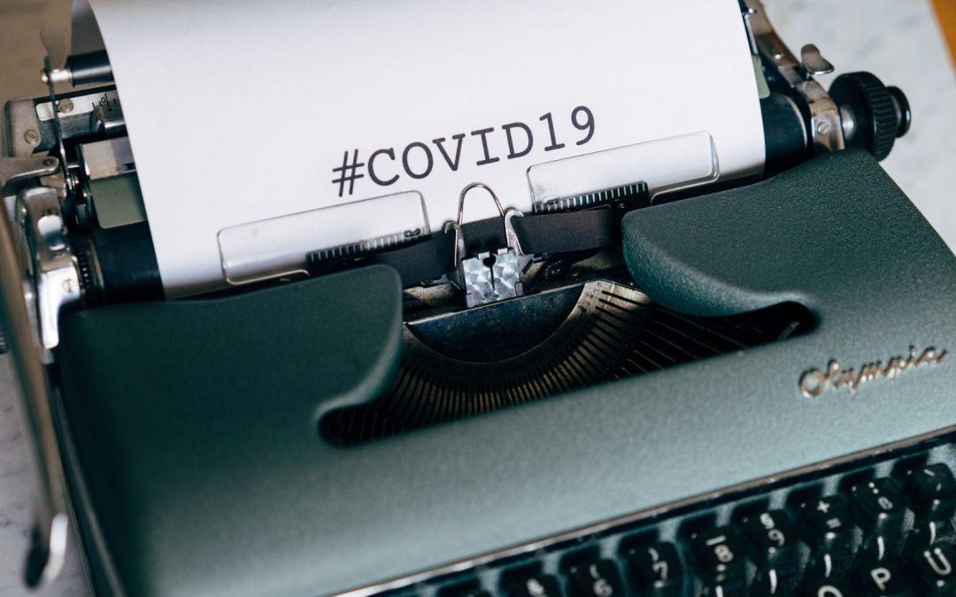 COVID-19 UPDATE: LOCKDOWN 3