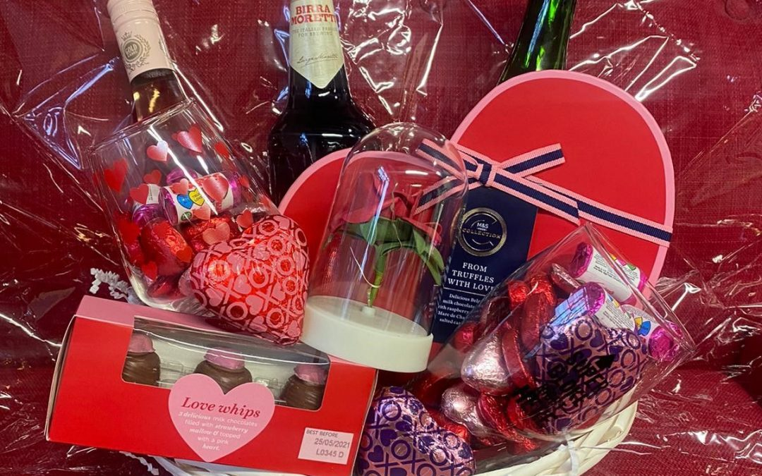 Valentine's Hamper Giveaway!