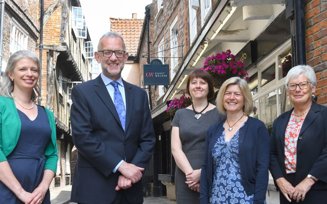 Welcoming Rowena to the board and introducing new senior members of our team